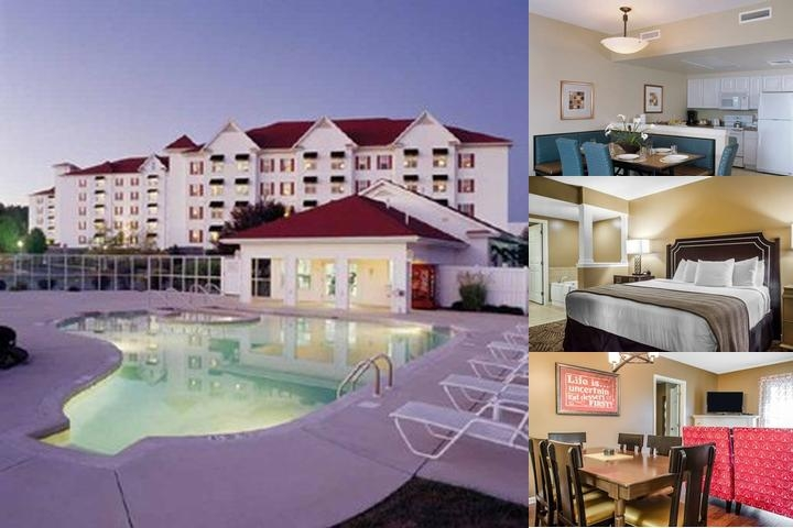 Bluegreen Vacations Suites at Hershey Ascend Resort Collection photo collage