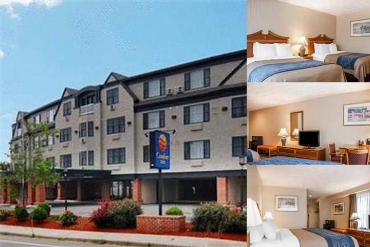 Comfort Inn at Newport Beach photo collage