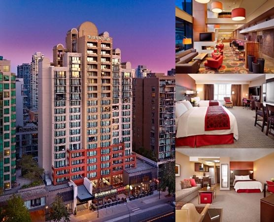 Residence Inn by Marriott Vancouver Downtown photo collage