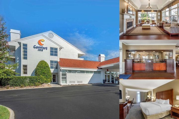 Comfort Inn Apple Valley photo collage