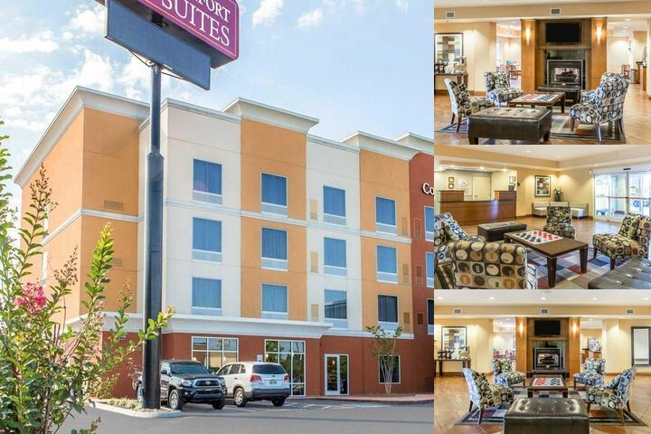Comfort Suites East photo collage