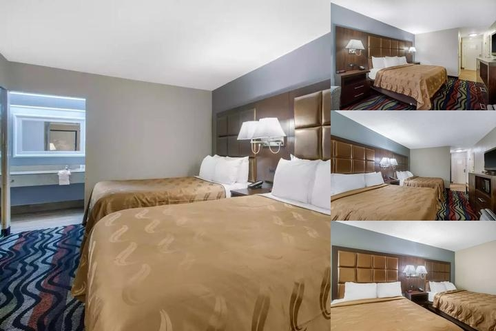 Quality Inn Cookeville photo collage