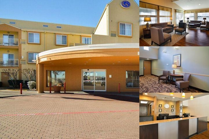 Comfort Suites Dfw Airport photo collage