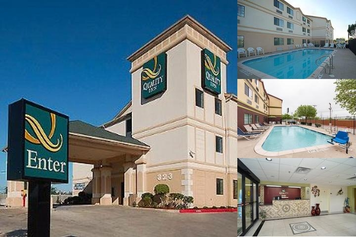 Quality Inn Near Seaworld Lackland photo collage