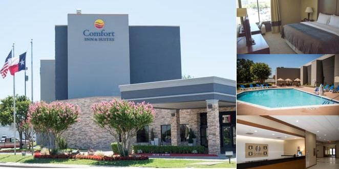 Comfort Inn & Suites Plano East photo collage