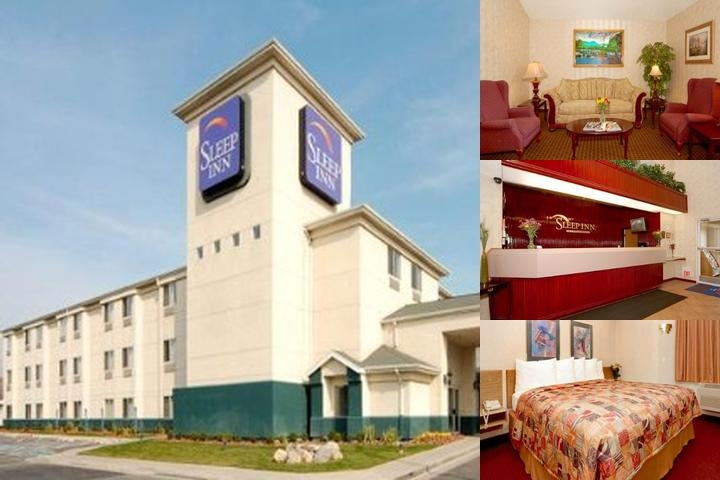 Sleep Inn photo collage