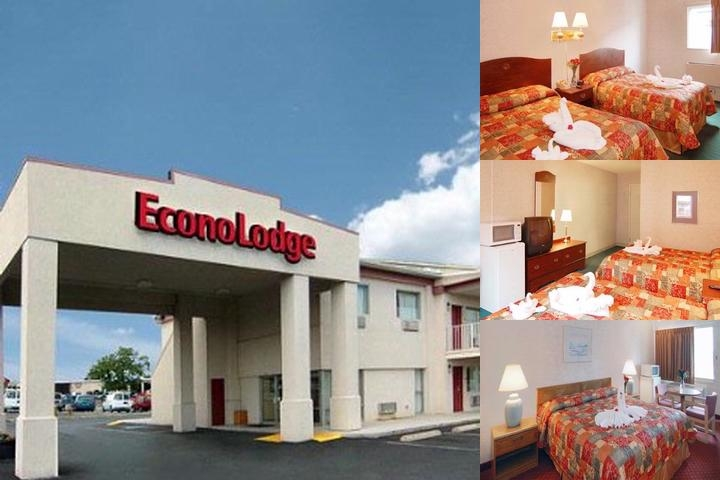 Econo Lodge East photo collage