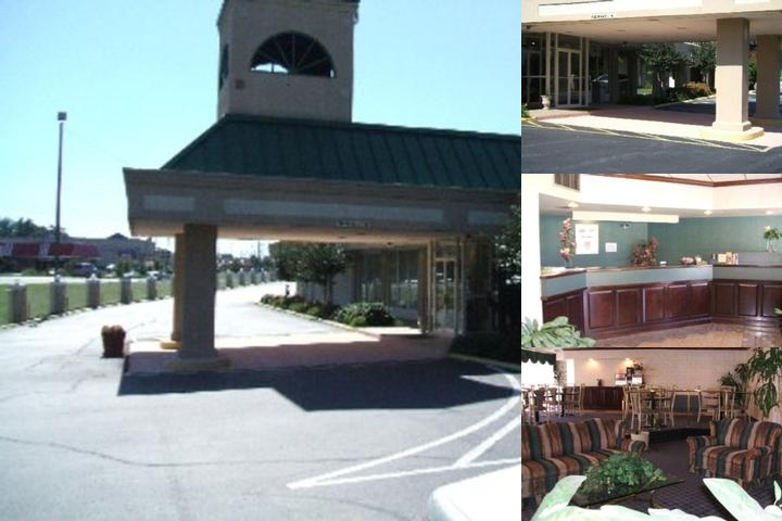 Howard Johnson Concord photo collage