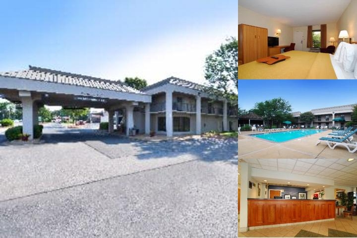 Quality Inn Fredericksburg Central Park Area photo collage
