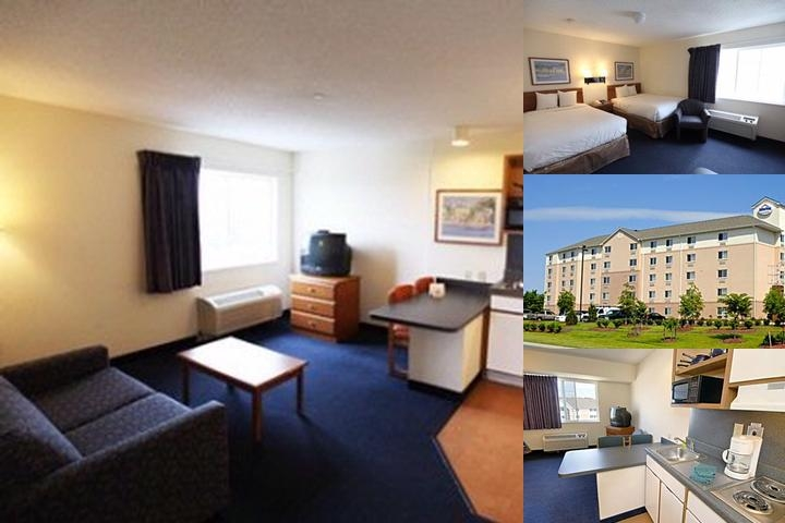 Suburban Extended Stay Hotel Wash. Dulles photo collage