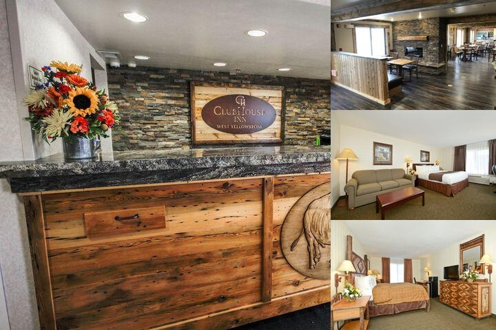 Clubhouse Inn photo collage