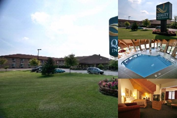 Quality Inn & Suites Sun Prairie Madison East photo collage