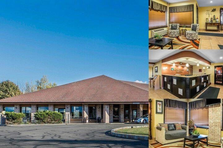 Quality Inn Central Wisconsin Airport photo collage