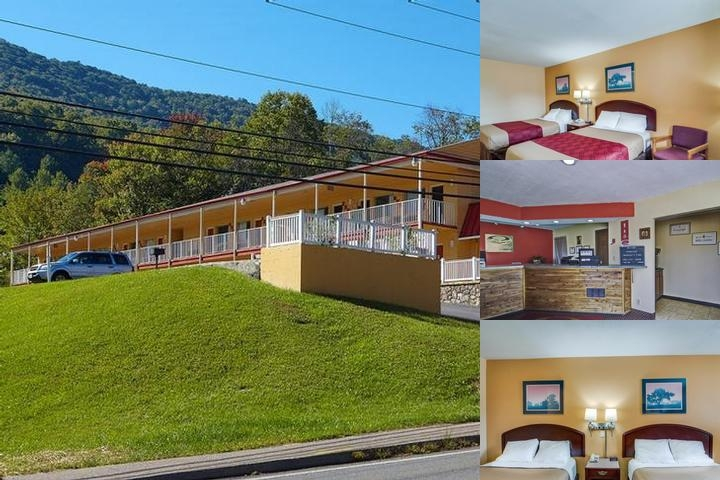 Econo Lodge Near Bluefield College photo collage