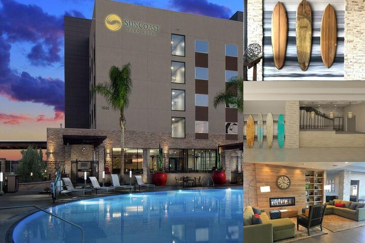 SunCoast Park Hotel Anaheim, Tapestry Collection by Hilton photo collage