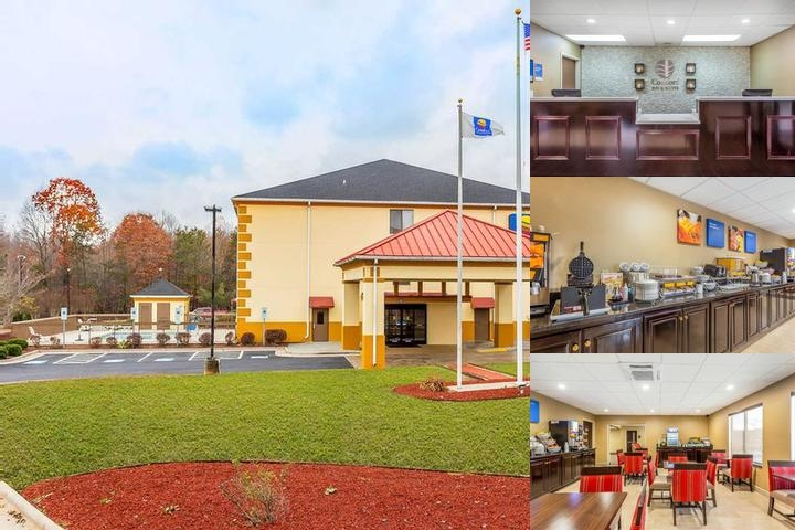 Comfort Inn & Suites photo collage