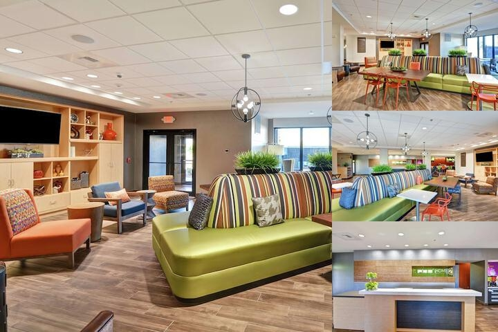 Home2 Suites by Hilton Conway photo collage