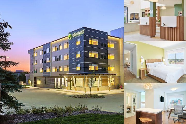 Element by Westin West Des Moines photo collage
