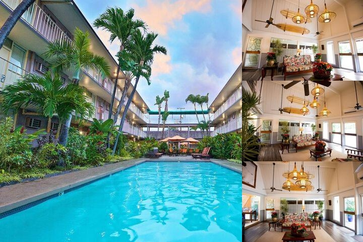 Pacific Marina Inn photo collage