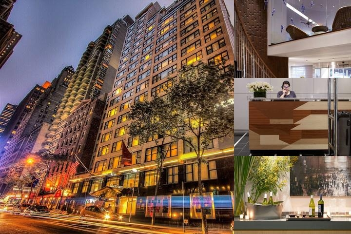 Fifty Nyc An Affinia Hotel photo collage