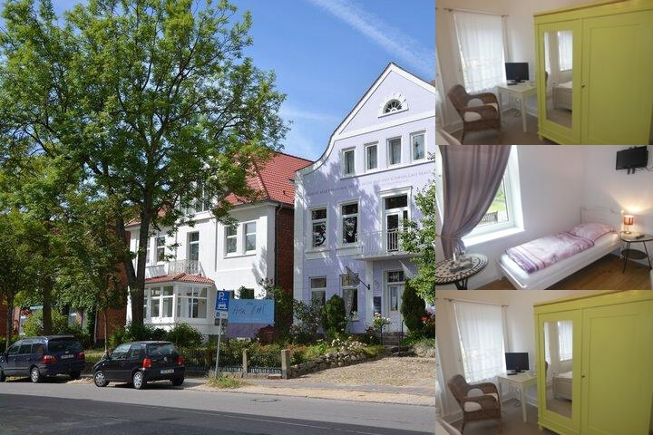 Das Kleine Hotel photo collage