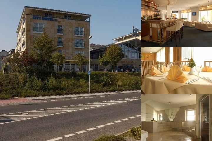 City Hotel Bad Vilbel photo collage