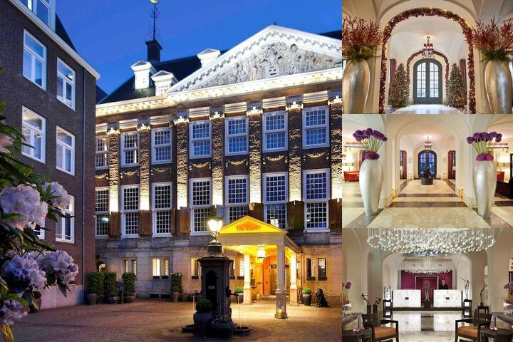 Sofitel Legend The Grand Amsterdam photo collage