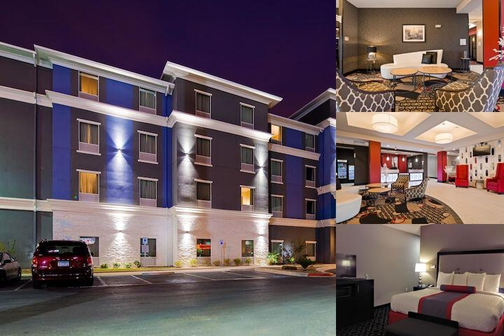 Best Western Plus Laredo Inn & Suites photo collage