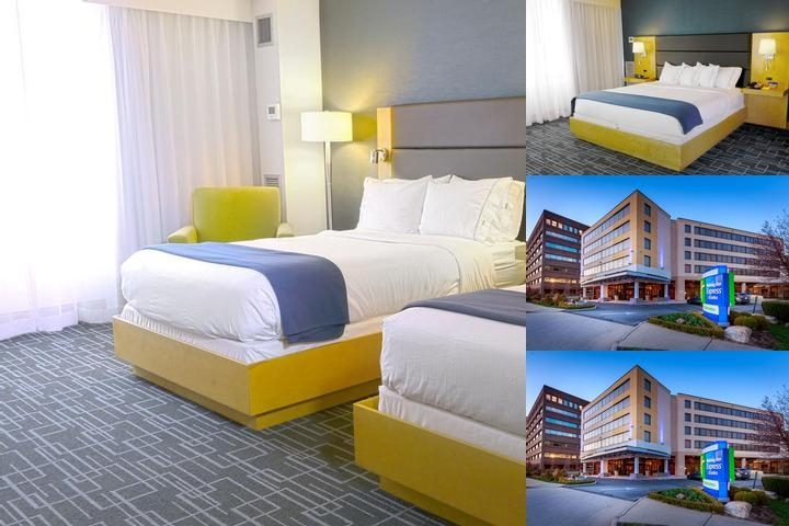Holiday Inn Express & Suites Stamford photo collage