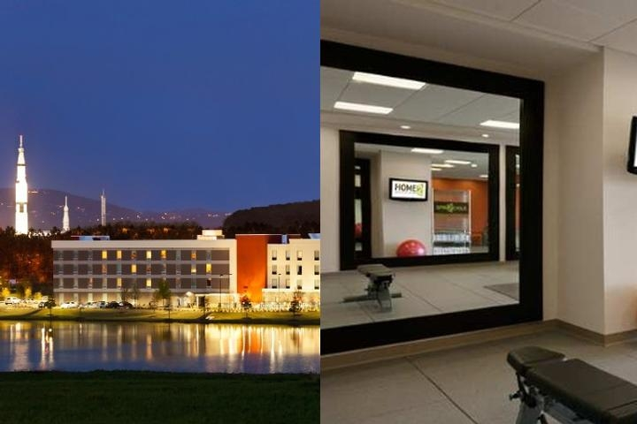Hampton Inn & Suites Huntsville / Research Park Area photo collage