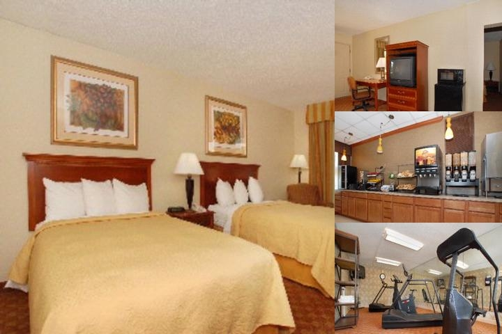 Quality Inn & Suites Hanes Mall photo collage