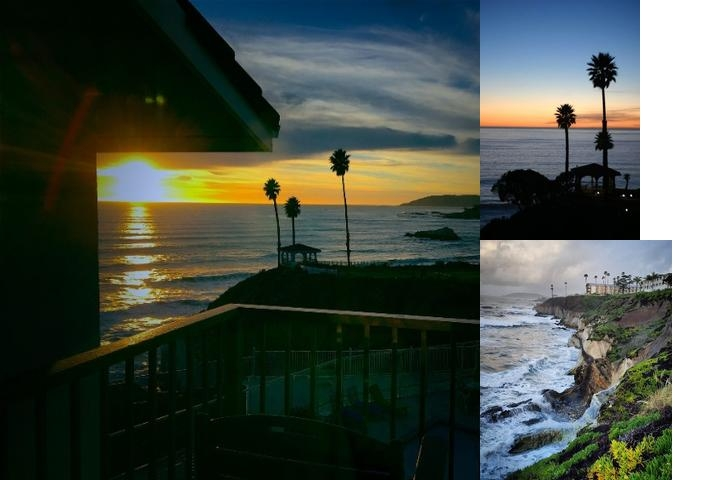 Shore Cliff Hotel photo collage