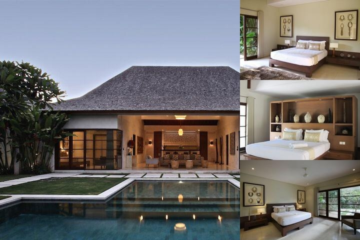 Nyaman Villas photo collage