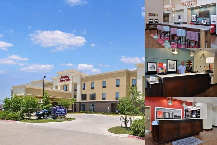 Hampton Inn & Suites Hutto / Austin photo collage
