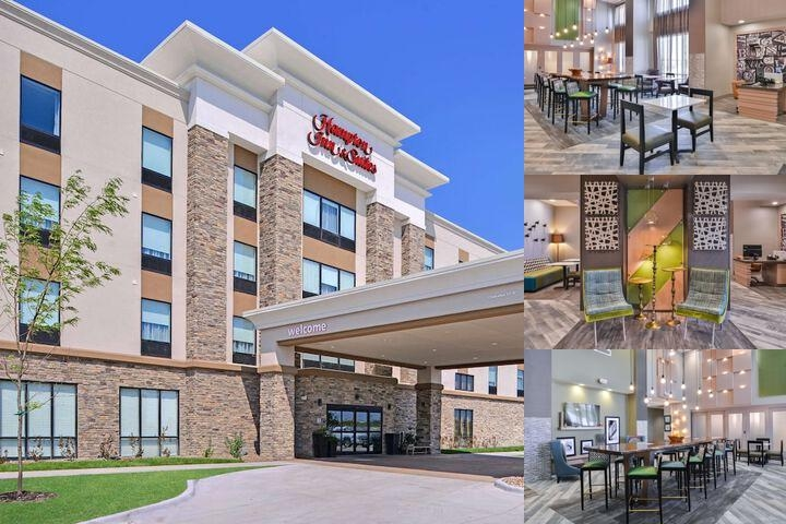 Hampton Inn & Suites by Hilton Altoona (Des Moines) photo collage
