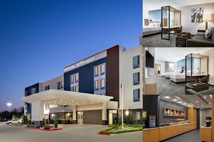 Springhill Suites by Marriott Okc Midwest City / Del City photo collage