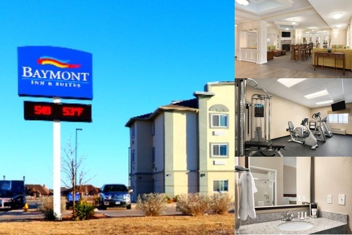 Baymont Inn & Suites Odessa photo collage