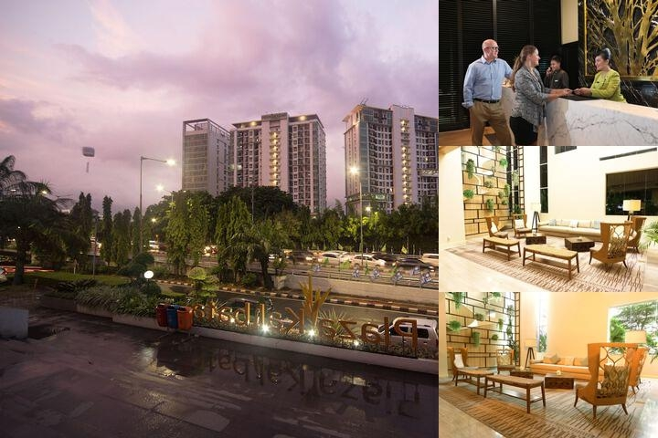Swiss Belresidences Kalibata Jakarta photo collage