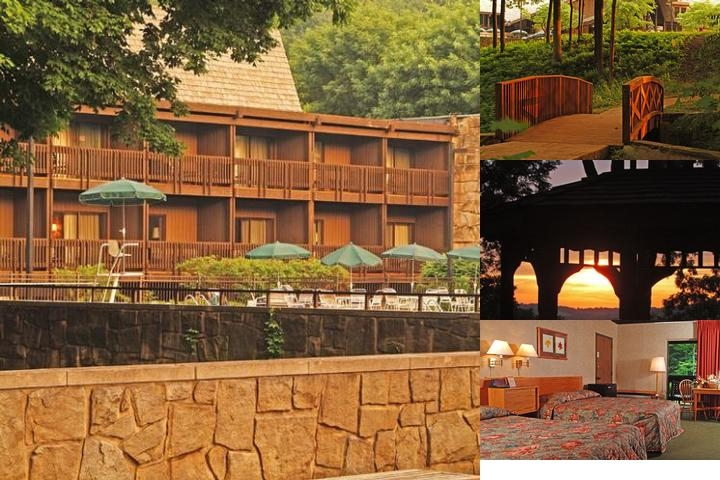 Mohican Lodge & Conference Center photo collage