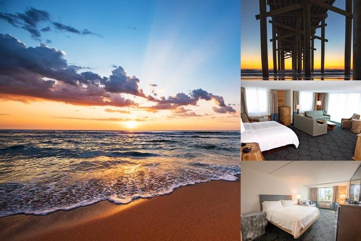 South Padre Beach Resort photo collage