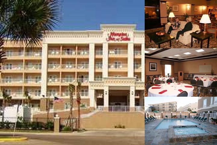 Hampton Inn & Suites Galveston photo collage