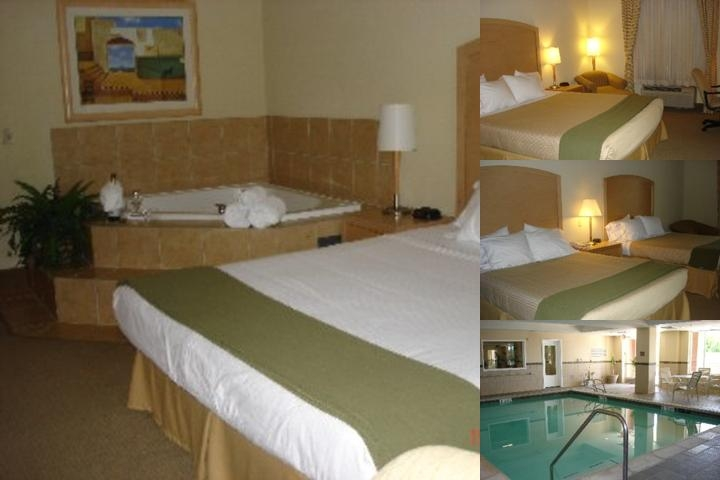Holiday Inn Express Hotel & Suites photo collage