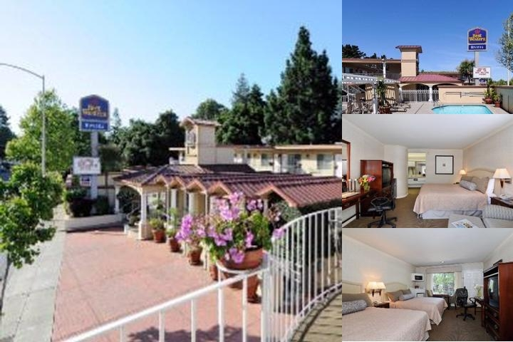 Best Western Plus Riviera photo collage
