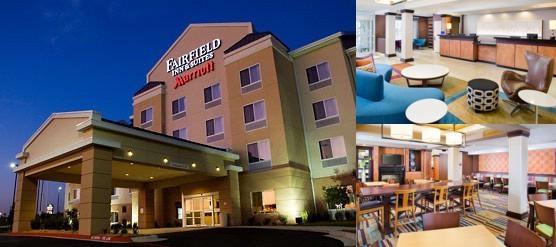 Fairfield Inn Suites Photo Collage