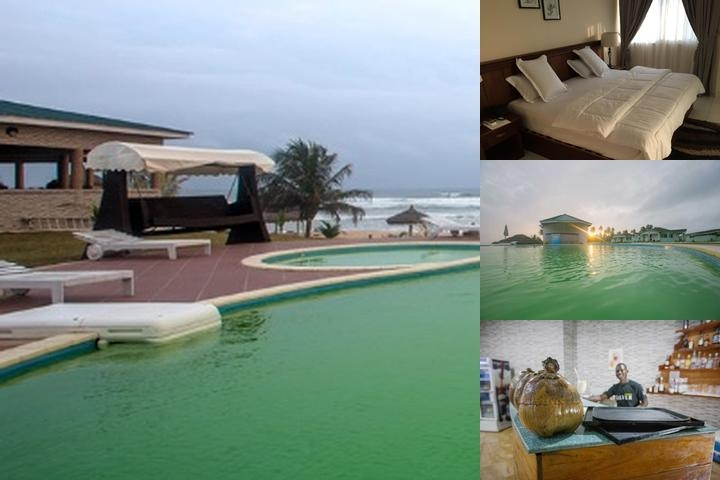 Karela Beach Resort photo collage