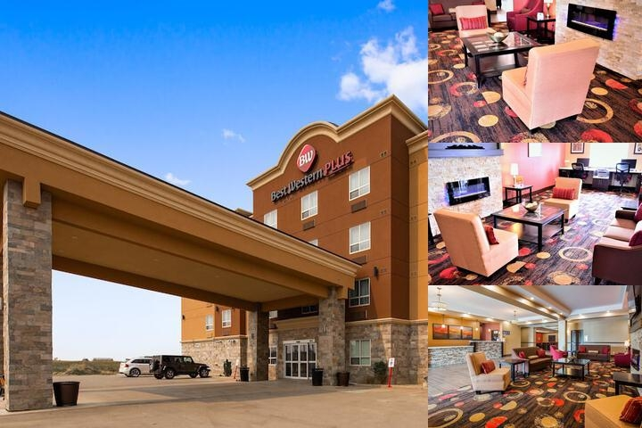 Best Western Plus Kindersley Hotel photo collage