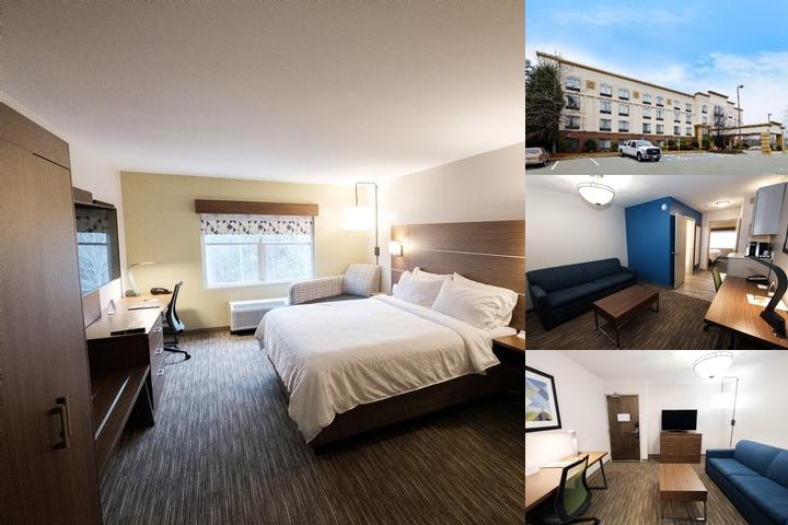 Holiday Inn Express Atlanta I 85 photo collage