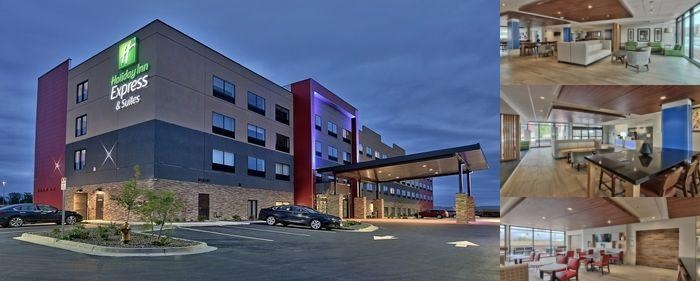 Holiday Inn Express & Suites Denver Northwest Broomfield photo collage