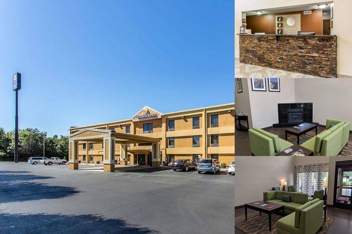 Comfort Inn Paducah photo collage