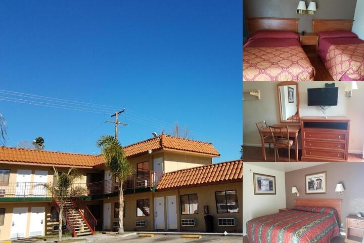 Tiffany Inn Motel photo collage